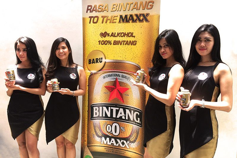 These girls can stop selling beer and work for us massaging your sensual regions